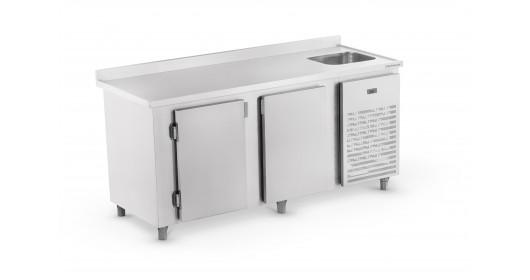 Balcão de Serviço Cozinha Ar Forçado Refrimate - BSRCOZAF1500