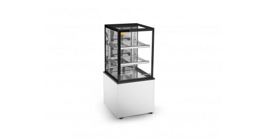 Balcão Confeitaria Seco New Titanium 0,60m Refrimate - CSNT600