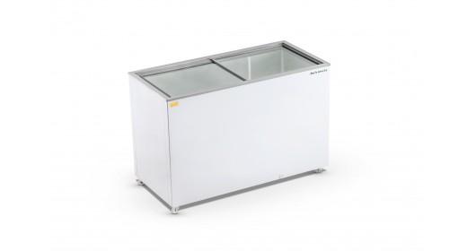 Freezer Horizontal Tampa de Vidro Refrimate - FHR420V