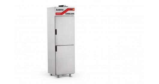 Mini Câmara 2 Portas Congelados Refrimate - MC2PCG