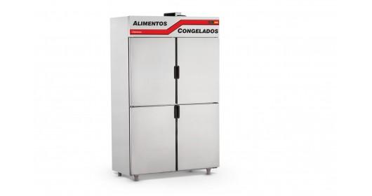 Mini Câmara 4 Portas Congelados Refrimate - MC4PCG