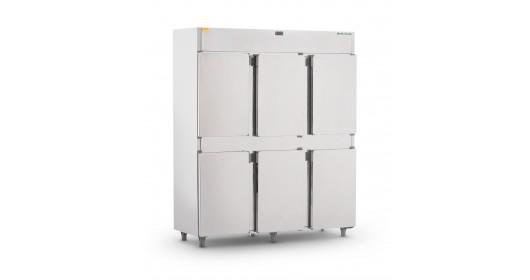 Mini Câmara 6 Portas Plus Resfriados Refrimate - MC6PP